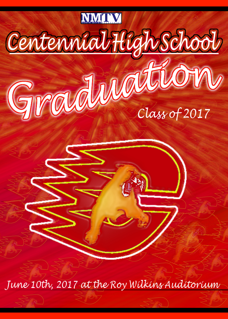 2017 Centennial High School Graduation