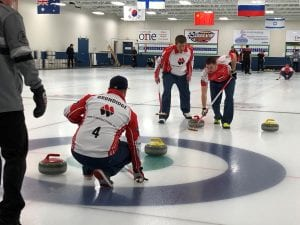 BLAINE HOSTS USA CURLING QUALIFIER – North Metro TV