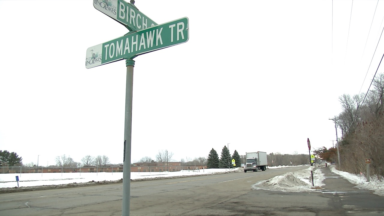 ANOKA COUNTY PLANNING ROUNDABOUTS FOR BUSY STRETCH OF LINO LAKES ROAD